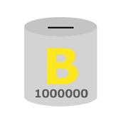 タップしてビットコイン(的なもの)を貯めろ! icon