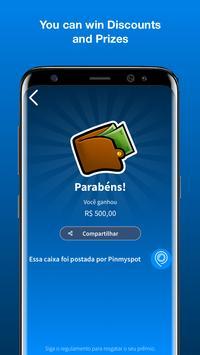 Pinmyspot - Capture Awards and Discounts apk screenshot