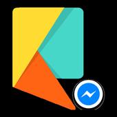 Pinnatta Cards for Messenger icon