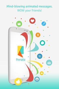 Pinnatta Cards for Messenger poster