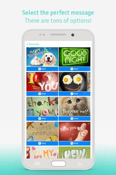 Pinnatta Cards for Messenger apk screenshot