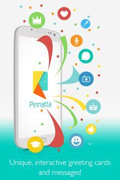Pinnatta Cards-Interactive poster