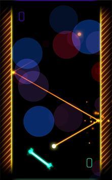 Electro Pong captura de pantalla de la apk
