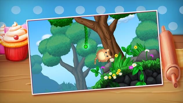 Chubby Cat & the Catcakes apk screenshot