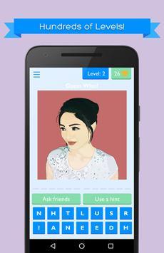 Pinoy Celebrity Quiz screenshot 2