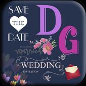 Wedding Invitation Card Maker icon