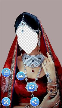 Women Bridal Photo Frames screenshot 6