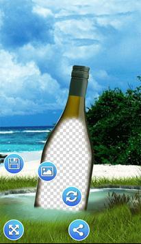 Bottle Photo Frames screenshot 1