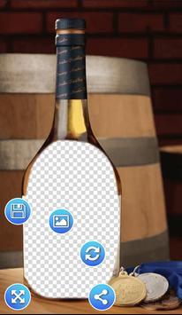 Bottle Photo Frames screenshot 2