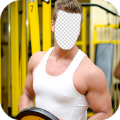 Body Builder Photo Frames icon
