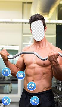 Body Builder Photo Frames apk screenshot