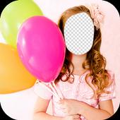 Beauty Kids Photo Frames icon