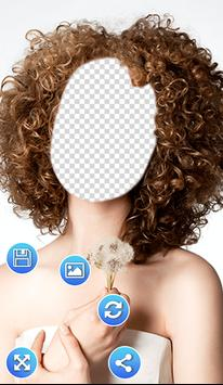 Bridal Hair Style Photo Frames screenshot 6