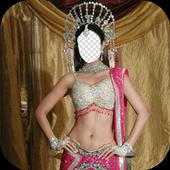 Bridal Indian Photo Frames icon