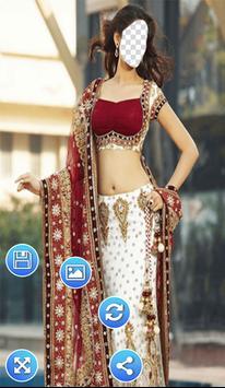 Bridal Indian Photo Frames apk screenshot
