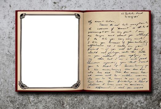 Book Frames Photo Effects apk screenshot