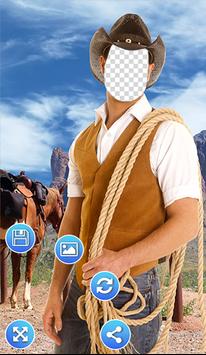 CowboyPhoto Frames screenshot 2