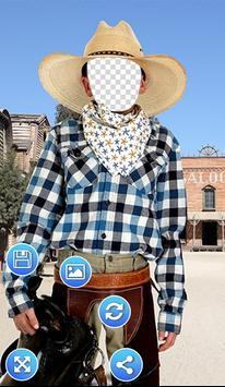 CowboyPhoto Frames screenshot 3