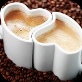 Coffee Mug Frames Photo Effect icon