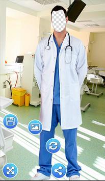 Doctor Outfits Photo Frames screenshot 9