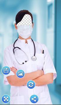 Doctor Outfits Photo Frames screenshot 1