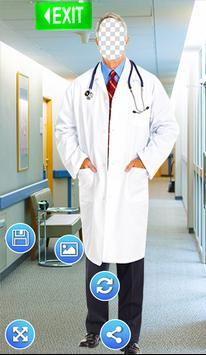 Doctor Outfits Photo Frames screenshot 2