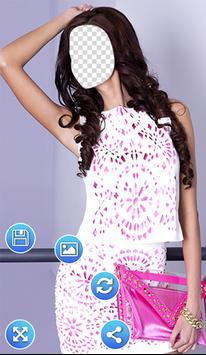 Elegant Fashion Photo Frames screenshot 1