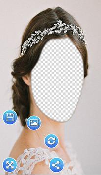 Elegant Tiara Photo Frames screenshot 11