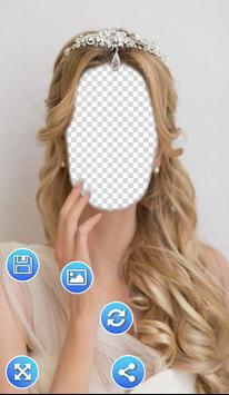 Elegant Tiara Photo Frames screenshot 2