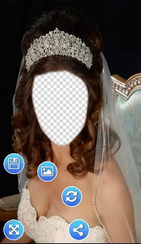 Elegant Tiara Photo Frames apk screenshot