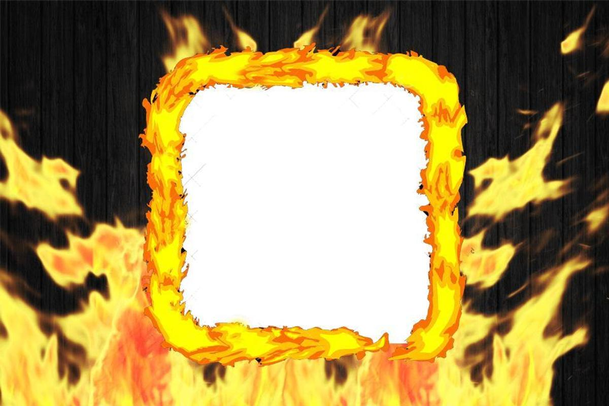 Fire Frames Photo Effects APK Download - Free Entertainment APP for ...