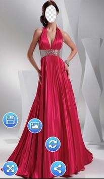 Gown Dress Photo Frames apk screenshot