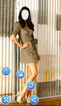 Girl Dress Photo Frames screenshot 6