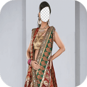 Indian Suits Photo Frames icon