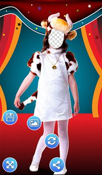 Kids Costumes Photo Frames screenshot 9