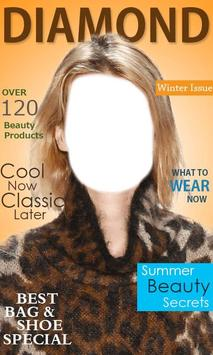 Magazine Cover Photo Effects apk screenshot