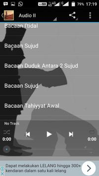 Bacaan Sholat Mp3 screenshot 1