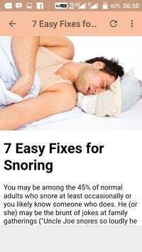 Snoring Sound Offline screenshot 4