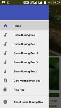 Suara Burung Beo screenshot 1
