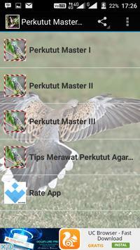 Perkutut Master Mp3 poster