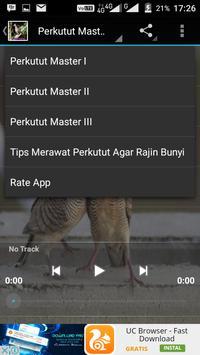 Perkutut Master Mp3 screenshot 3