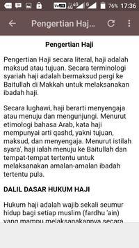 Tata Cara Haji dan Umroh screenshot 2