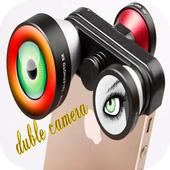 Double Editor Camera icon