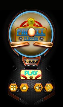 Pinball Flipper Fun Arcade Game poster