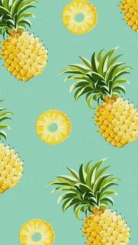 Pineapple HD Wallpaper Screenshot 6