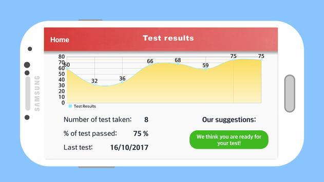 Hazard Perception Test UK 2018 screenshot 2