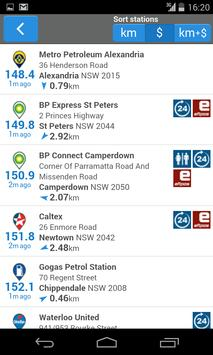 Petrol Spy Australia apk screenshot