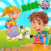 Learn English Kids Languages icon