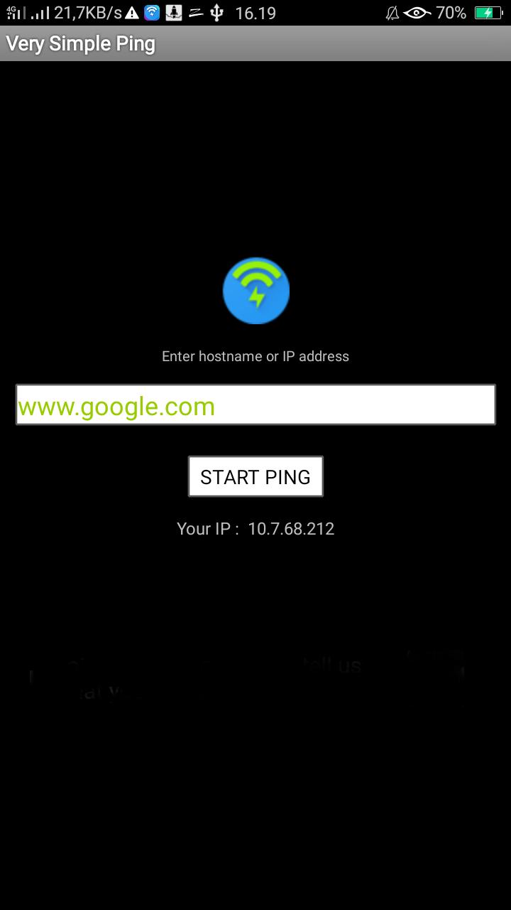 Ping booster apk