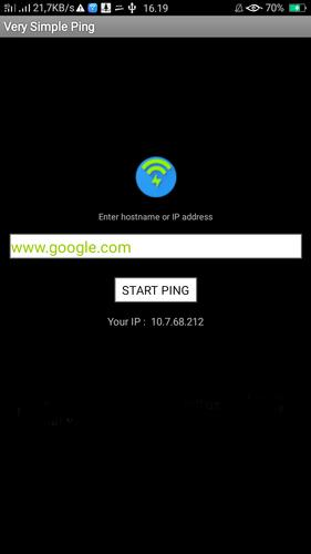 Download Ping Booster latest 10 Android APK